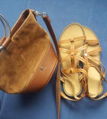 LOT torba i sandale