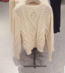 Nova mango vesta pulover s etiketom