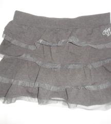 Mini suknja s volanima Ketchup vel. 152-158