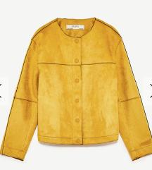 Zara žuta jakna