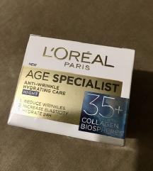 Loreal noćna krema Age Specialist 35+ *novo*