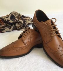 NOVE kožne ASOS Oxford cipele