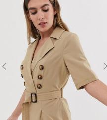 ASOS safari blazer haljina 36/38