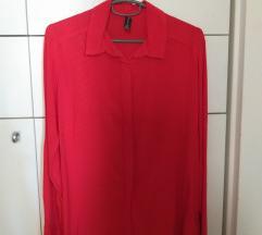 Crvena košulja xs