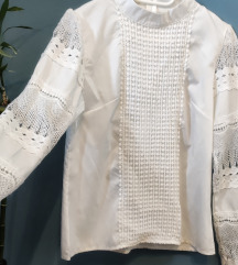 Košulja čipkastih rukava