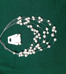 Ogrlica i naušnice nove