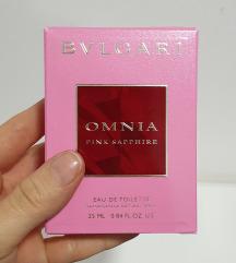 Novi Bvlgari Omnia Pink Sapphire 25 ml