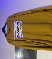 Žuta majica dugih rukava