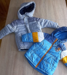 Dječja jakna za zimu, 2 kom (lot)