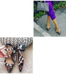 Asos prekrasne cipele na blok petu 38