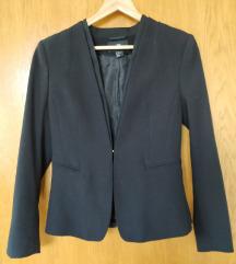 Crni elegantni sako