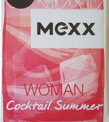 Mexx woman Cocktail summer EDT 20 ml