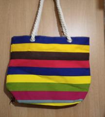 Nova torba za plažu