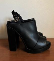 Sandale na petu Zara