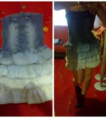 traper haljina 36