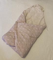 Jastuk dekica za novorođenče