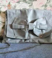 Preslatka siva torbica