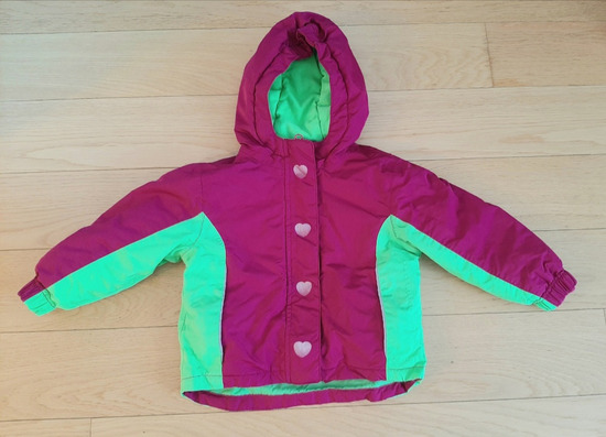 Nepropusna jakna
