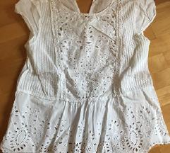 ZARA crochet bluza XS