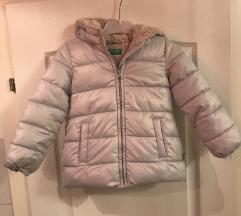 Zimska jakna Benetton snižena