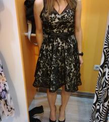 Svečana haljina - bez gužvanja, odličan materijal