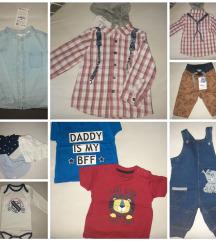 Dječja odjeća 56 do 80
