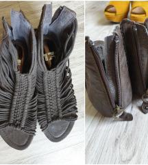 Sandale od špage