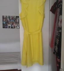 Žuta haljinica
