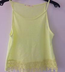 Bershka neonska majica