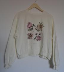 Nenošena H&M cvjetna majica