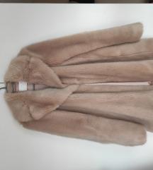 Zara baby roza bunda