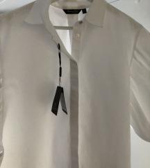Massimo Dutti bijela pamučna košulja