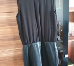 Kratka crna haljinica Zara 40kn