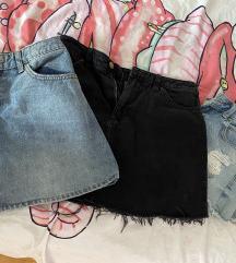 Lot kratke suknje i hlace