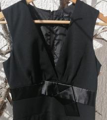 H&M midi haljina s detaljem