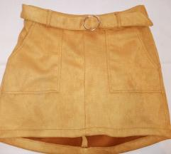 Suknja bershka