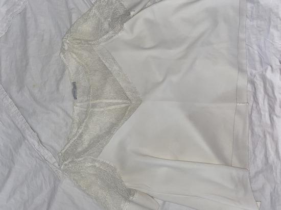 Zara cipkasta bluza