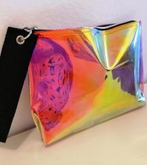 H&M hologram torbica