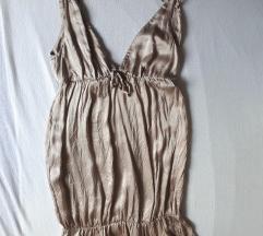 100% svila mango haljina