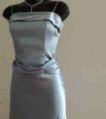 NOVA kvalitetna duga haljina S