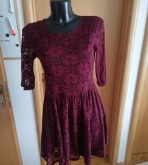 Čipkasta haljinica- PT uključena