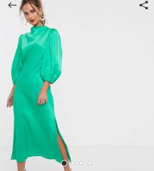 Haljina Asos zelena