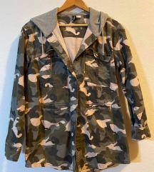 H&M  MILITARY jakna proljetna 42