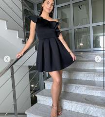 Tess store crna haljina