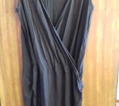 Benetton haljina smeđa