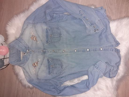 Jeans kosulja