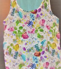 Cvijetna bluza S