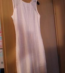 Bershka čipka haljinica