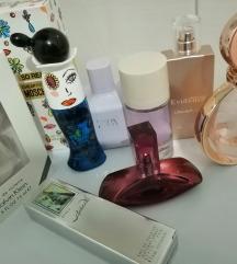 Lot parfema mjenjam za druge