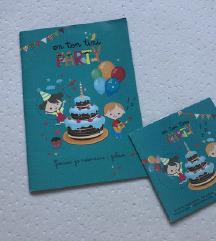 EN-TEN-TINI Party rođendanski dječji CD